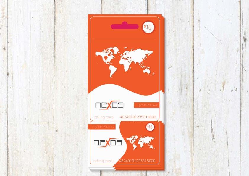 Penyertaan Peraduan #                                        33                                      untuk                                         Design a Logo for a Calling card