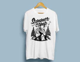 #30 for Design 80 MBA Shirts With Summer Outdoors Themes by hafij67