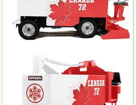 #20 for Zamboni Team Canada Design by Azhoeck