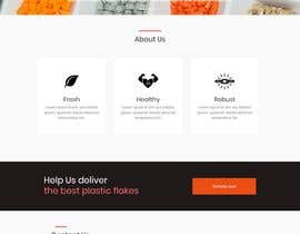 #4 for Build A Website for Trading Plastic Resin , Washing Plastic Flakes by ArafPlays