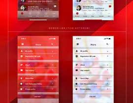 #20 für Sample designs for an app project (winner will do full project) von NaturalFitness20