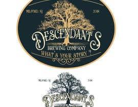 #180 dla Descendants Brewing Company Logo przez pgaak2