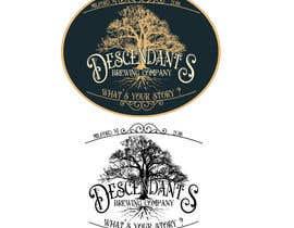 #198 dla Descendants Brewing Company Logo przez pgaak2