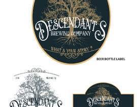 #232 dla Descendants Brewing Company Logo przez pgaak2