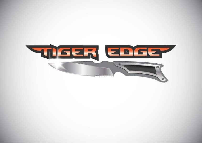 Inscrição nº 95 do Concurso para Simple Graphic Design for Tiger Edge