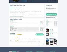 #23 cho Design a Website Mockup. bởi ABARUN