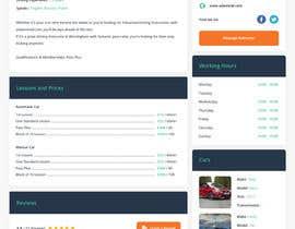 #10 cho Design a Website Mockup. bởi bimaptra30