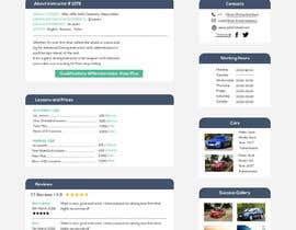 #8 cho Design a Website Mockup. bởi satishandsurabhi