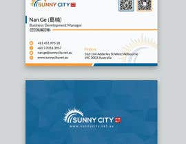 #169 for Business Card design by snusrat
