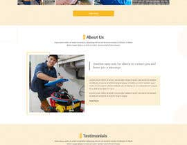 #27 , Marketing Agency Web Design Mockup 来自 xprtdesigner