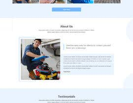 #28 for Marketing Agency Web Design Mockup af xprtdesigner