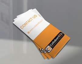 Nro 21 kilpailuun Brochure For Collabor8 käyttäjältä golamrabbani143