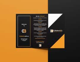 Nro 6 kilpailuun Brochure For Collabor8 käyttäjältä JimmyArtiste