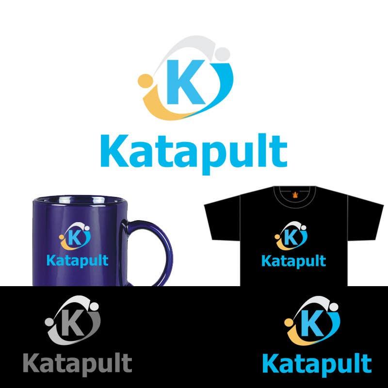 """Intrarea #48 pentru concursul """"Logo Design for Katapult"""""""