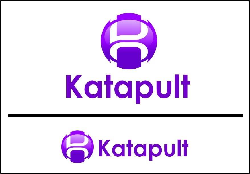 Inscrição nº 92 do Concurso para Logo Design for Katapult