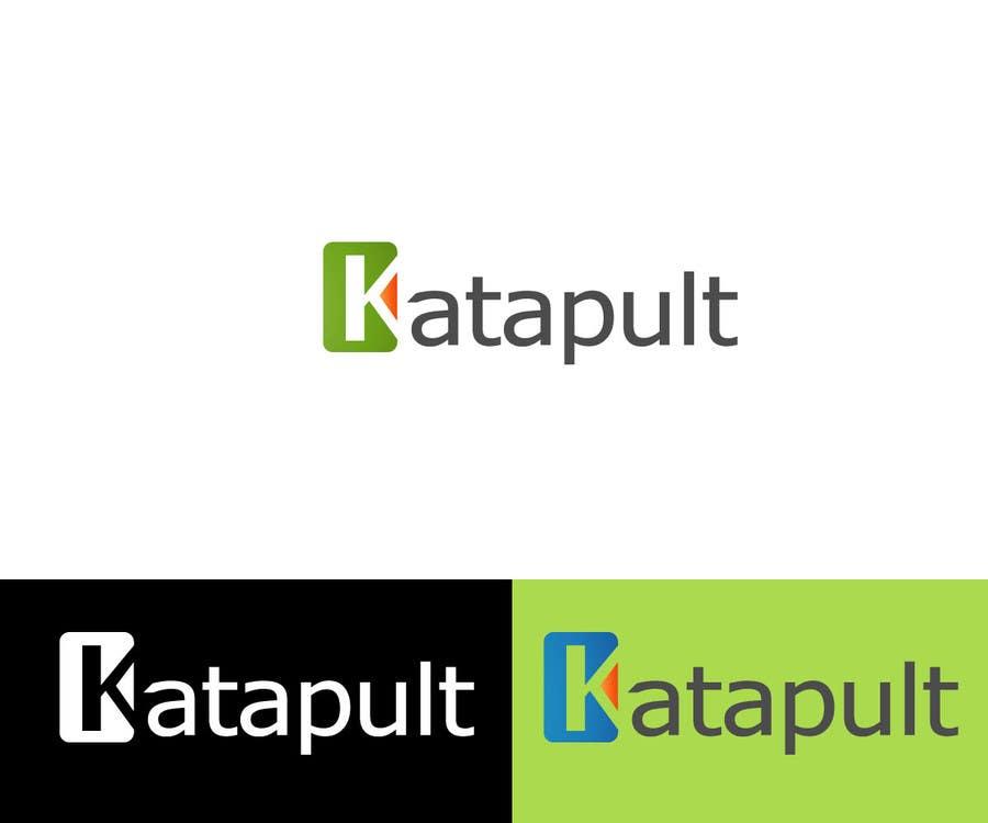 Inscrição nº 147 do Concurso para Logo Design for Katapult