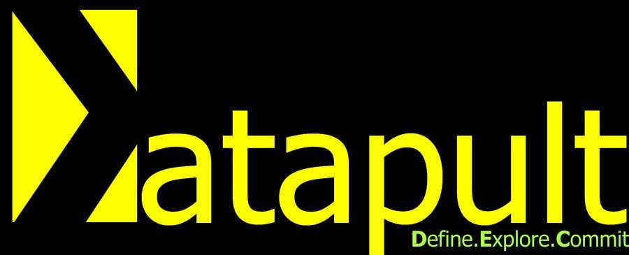 Inscrição nº 125 do Concurso para Logo Design for Katapult