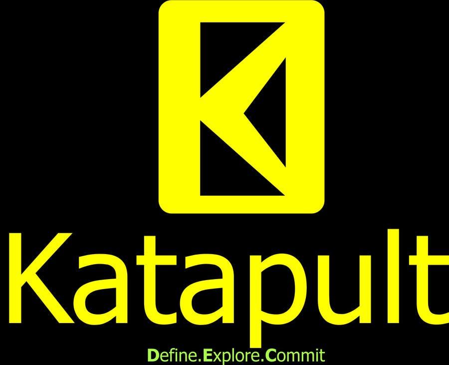 Inscrição nº 126 do Concurso para Logo Design for Katapult