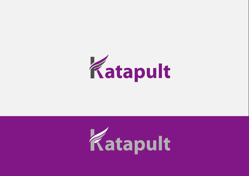 """Intrarea #213 pentru concursul """"Logo Design for Katapult"""""""