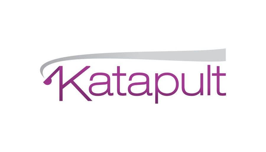 Contest Entry #129 for Logo Design for Katapult