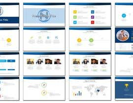 #11 for Design a Powerpoint template for company profile by Paragon032