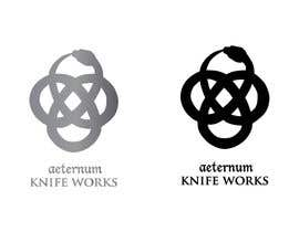 #60 for Help me with a name/logo for my knife company by LuciaQuin