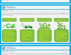 #14 for Design Environmental Benefits page by areverence