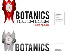#264 para Logo Design for Botanics Touch Club por YogNel