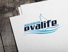 #167 untuk Aquarium Logo oleh davincho1974