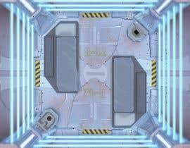 #20 for Design a top-down futuristic prison cell by roland211