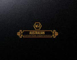 """#112 for I need a logo for a new luxury bespoke private tour company """"Australian Convertible Experiences"""" by DesignInverter"""