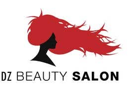 #21 para logo design for a beauty salon,with the letters DZ and underneath in small written Deboz beauty salon should have something that refers to nails colours of  letters should be gold/silver and background black mat  No circels or squares around the logo de sadafawii