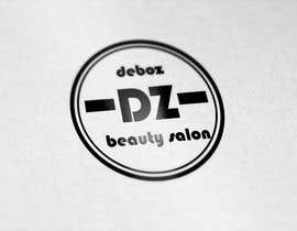 #13 para logo design for a beauty salon,with the letters DZ and underneath in small written Deboz beauty salon should have something that refers to nails colours of  letters should be gold/silver and background black mat  No circels or squares around the logo de AngelinaPriya