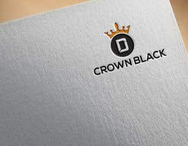 #48 for DJ Crown Black by Logozonek