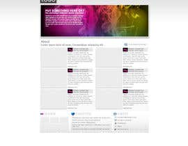 #75 untuk Website Design for Realhound.com oleh dworker88