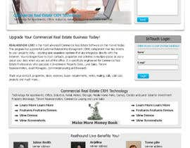 #80 untuk Website Design for Realhound.com oleh tareq55