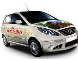 #4 para Graphics on car for branding a small Resorts por bhaveshudhani