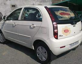 #8 para Graphics on car for branding a small Resorts por MinhazMinz