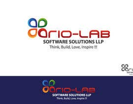 nº 255 pour Graphic Design for Orio-Lab Software Solutions LLP par Ifrah7