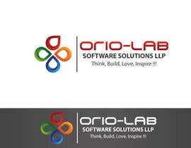 nº 66 pour Graphic Design for Orio-Lab Software Solutions LLP par Ifrah7