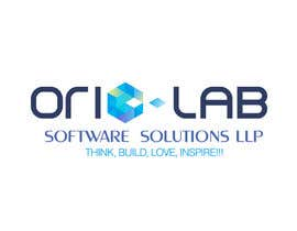 nº 184 pour Graphic Design for Orio-Lab Software Solutions LLP par lostinmind
