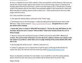 #36 para UX Design and Content for Wordpress Website de ramya1703