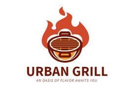 #18 untuk Design a  Logo for Food Grill oleh Thesilver007