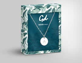 #35 for Design a necklace packaging for our online label af Marynaionova
