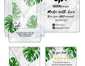 #55 for Design a necklace packaging for our online label af czara23cascalla