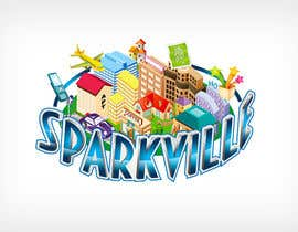 #63 for Logo Design for Sparkville by tarakbr