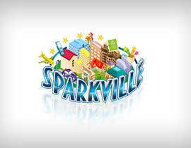 #62 for Logo Design for Sparkville by tarakbr