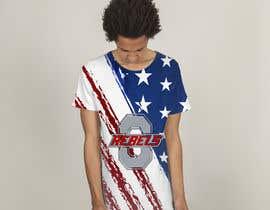 #40 cho Stars & Stripe Tee Shirt Design matching picture bởi xaviatech