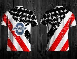 #24 cho Stars & Stripe Tee Shirt Design matching picture bởi josepave72
