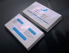 Nro 156 kilpailuun Design business card käyttäjältä Gr4phicDesigner7